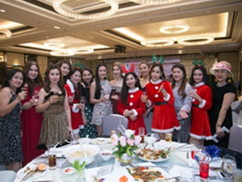 aif group new year celebration on 21 dec 18